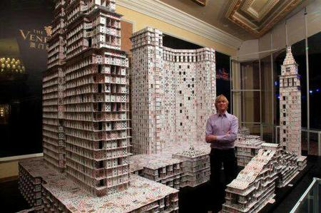 awesome card house_of_cards photo // 550x366 // 51.3KB