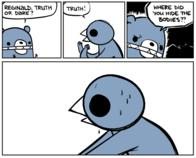 bear bird comic truth_or_dare // 700x564 // 29.2KB