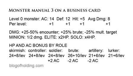 4e business_card bw dnd monster // 1050x600 // 27.1KB