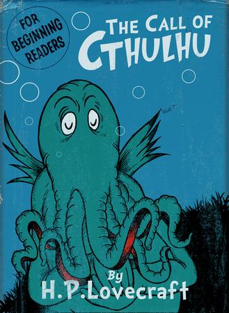 cover cthulhu dr_seuss humor lovecraft // 1000x1368 // 1.7MB