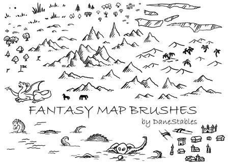 brush bw map // 1240x910 // 332.0KB