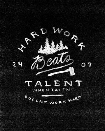 bw quote talent work // 500x625 // 64.0KB
