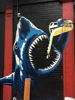 beer graffiti shark // 600x800 // 79.1KB