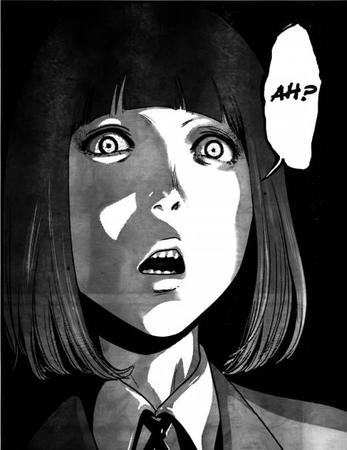 bw comic hana manga prison_school reaction // 518x671 // 61.9KB