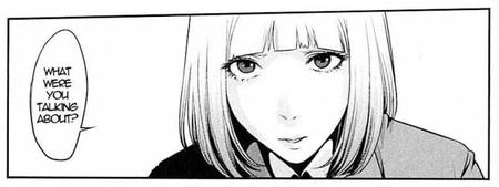 blonde bw hana manga prison_school reaction // 694x260 // 33.3KB