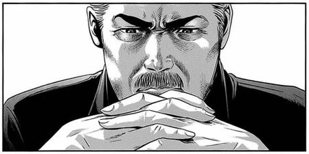 bw comic manga mustache prison_school reaction // 685x342 // 48.8KB