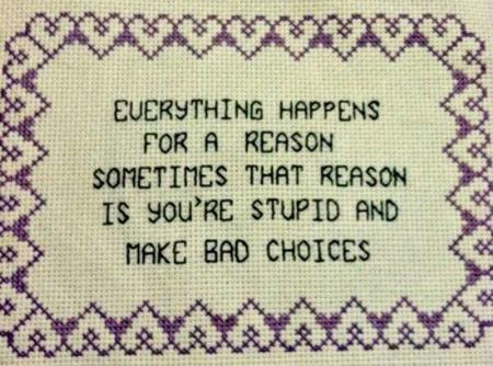 cross-stitch humor proverb // 600x445 // 57.3KB