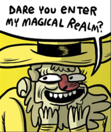 beard hat humor magical_realm reaction // 201x240 // 16.8KB