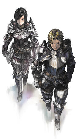 armor brunette gauntlets greaves paldrons // 895x1600 // 612.8KB