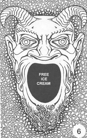 bw dnd ice_cream tomb_of_horrors trap // 651x1024 // 185.9KB