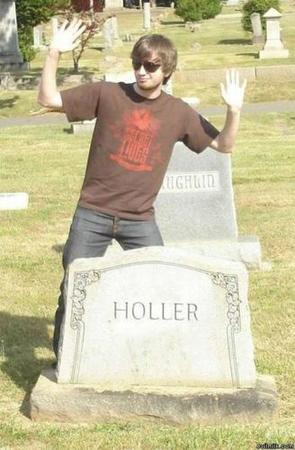 graveyard holler humor photo sunglasses tombstone // 328x500 // 34.7KB