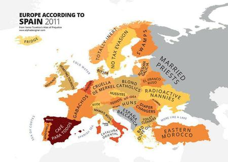 europe humor map spain // 920x657 // 64.6KB