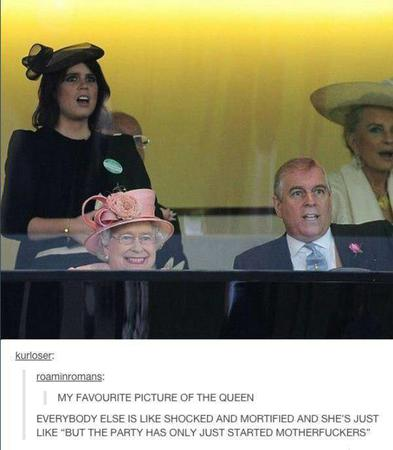 britain hat photo queen_elizabeth reaction // 600x687 // 42.6KB