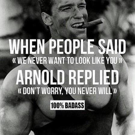 arnold_schwarzenegger bw ciga photo quote tank_top // 600x600 // 62.8KB