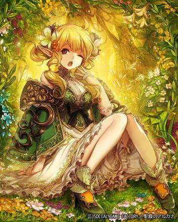 blonde brown_eyes dress elf yawn // 1920x2400 // 7.6MB