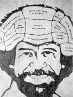 afro beard bob_ross mind stencil // 600x795 // 71.7KB