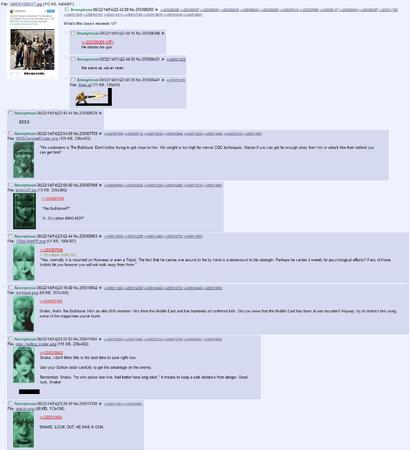 4chan humor isis metal_gear screenshot // 1422x1561 // 359.4KB