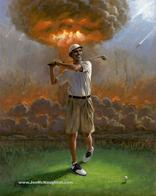 golf hat mushroom_cloud obama political shorts // 1000x1253 // 101.3KB