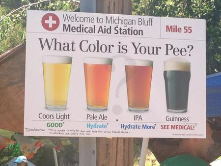 beer humor pee sign // 600x450 // 42.2KB