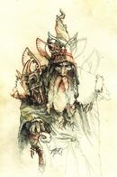 beard cape hat robe wizard // 463x700 // 133.3KB