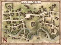 dnd greenest map village // 3375x2500 // 3.9MB