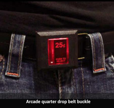 arcade belt belt_buckle jeans photo // 703x665 // 392.5KB