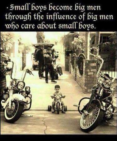 boys bw men motivational motorcycle quote // 600x720 // 72.6KB