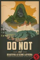 doom dr_doom latveria marvel poster tourism // 736x1104 // 189.3KB