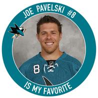 hockey joe_pavelski san_jose sharks // 667x667 // 149.4KB