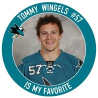 hockey san_jose sharks tommy_wingels // 667x667 // 149.4KB