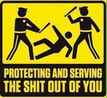 police protect serve sign // 640x584 // 42.6KB