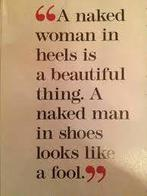 high_heels man naked quote shoes woman // 194x259 // 7.1KB