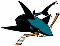 hockey logo san_jose shark sharks // 490x378 // 13.4KB