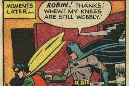batman cape comic dc humor robin // 600x400 // 48.6KB