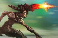groot gun marvel raccoon rocket_raccoon // 600x400 // 37.2KB