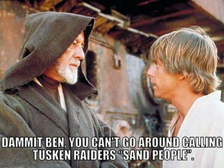 humor luke_skywalker macro obi-wan racist star_wars // 600x450 // 49.1KB