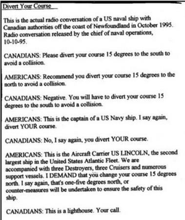 america bullshit bw canada lighthouse wall_of_text // 500x594 // 46.0KB