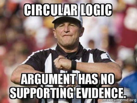circular_logic fallacy macro nfl reaction referee // 500x375 // 28.5KB