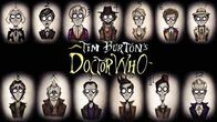 composite doctor_who the_doctor tim_burton // 720x405 // 37.4KB