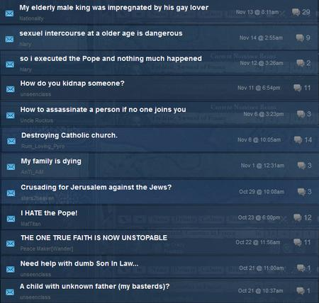 crusader_kings forum humor screenshot steam // 600x571 // 417.2KB