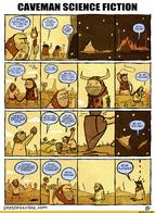 caveman comic dresden_codak science // 960x1313 // 438.5KB