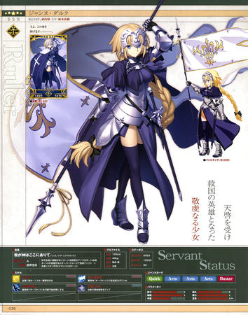 armor banner blonde blue_eyes boots braids composite fate long_hair ruler skirt thighhighs // 3212x4083 // 1.6MB