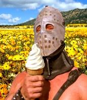flower ice_cream lord_humongous mad_max mask // 350x399 // 75.3KB
