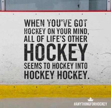 hockey photo quote // 640x623 // 51.8KB