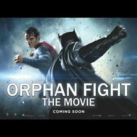 batman dc humor macro orphan superman // 600x600 // 42.4KB