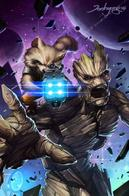 groom gun marvel racoon rocket_racoon // 1348x2048 // 289.7KB