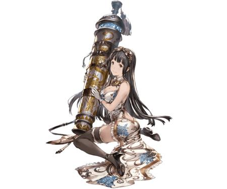 brunette cannon cleavage dress gloves goggles high_heels long_hair thighhighs // 960x800 // 138.0KB