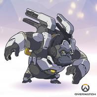 armor glasses gorrilla overwatch super_deformed winston // 400x400 // 181.9KB