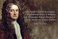 newton quote thirsty // 600x400 // 47.8KB