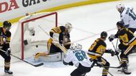 away_jersey goal hockey nhl penguins pittsburgh san_jose sharks // 1573x885 // 168.2KB